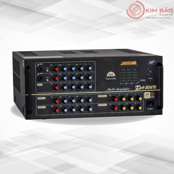 Amply Jarguar PA 506N Anti Feedback